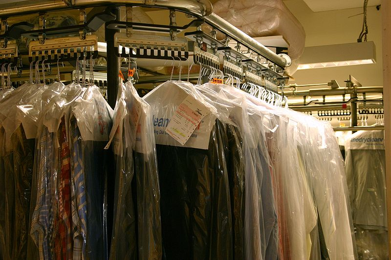 Green and Clean: Green Dry-Cleaning in NYC